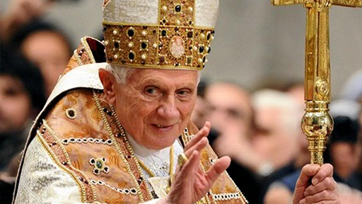 Pope Benedict_Ordinariate