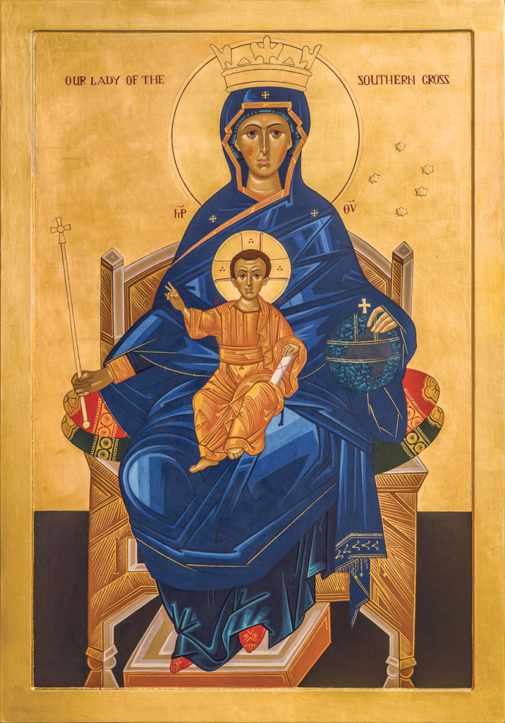 Icon_Our Lady of the Southern Cross
