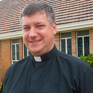 Very Rev Fr Stephen Hill EV