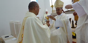 Ordination of Joseph Yamaoka