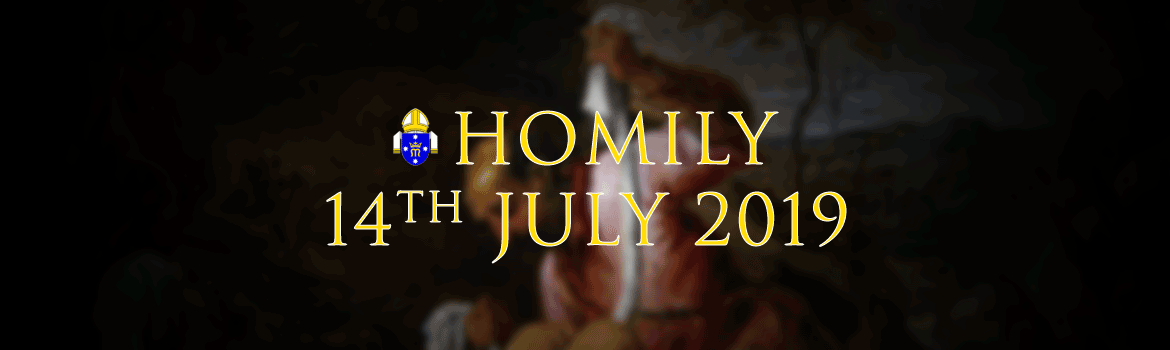 The Personal Ordinariate of Our Lady of the Southern CrossHomily